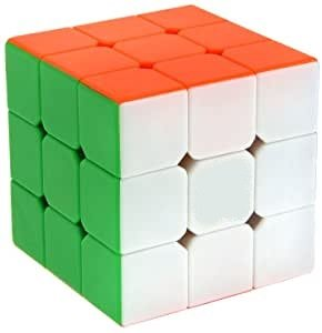 cubo de rubik 3x3 stickerless