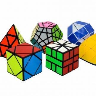 Todos los cubos de Rubik